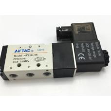 Van điện từ Airtac 4v110-06(24VDC)
