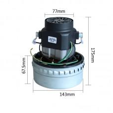 Mô tơ máy hút bụi HLX-GS-A30-1