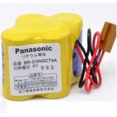 Pin Panasonic BR-2/3AGCT4A 6V battery cho máy CNC Fanuc