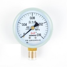 HONGQI Y-60 Pressure gauge 0 - 016Mpa