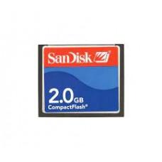 Thẻ nhớ CF Sandisk 2GB dùng cho máy CNC